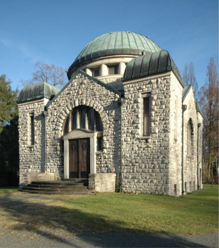 Jüdischer Friedhof Helmstedter Str. Braunschweig