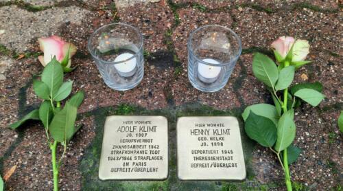 Stolpersteine in Königslutter