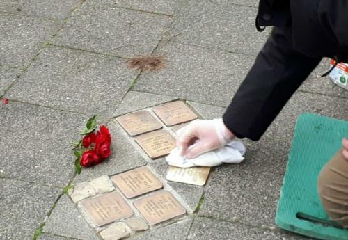 """""""Erinnerung Aufpolieren"""" in Schöningen 2020"""