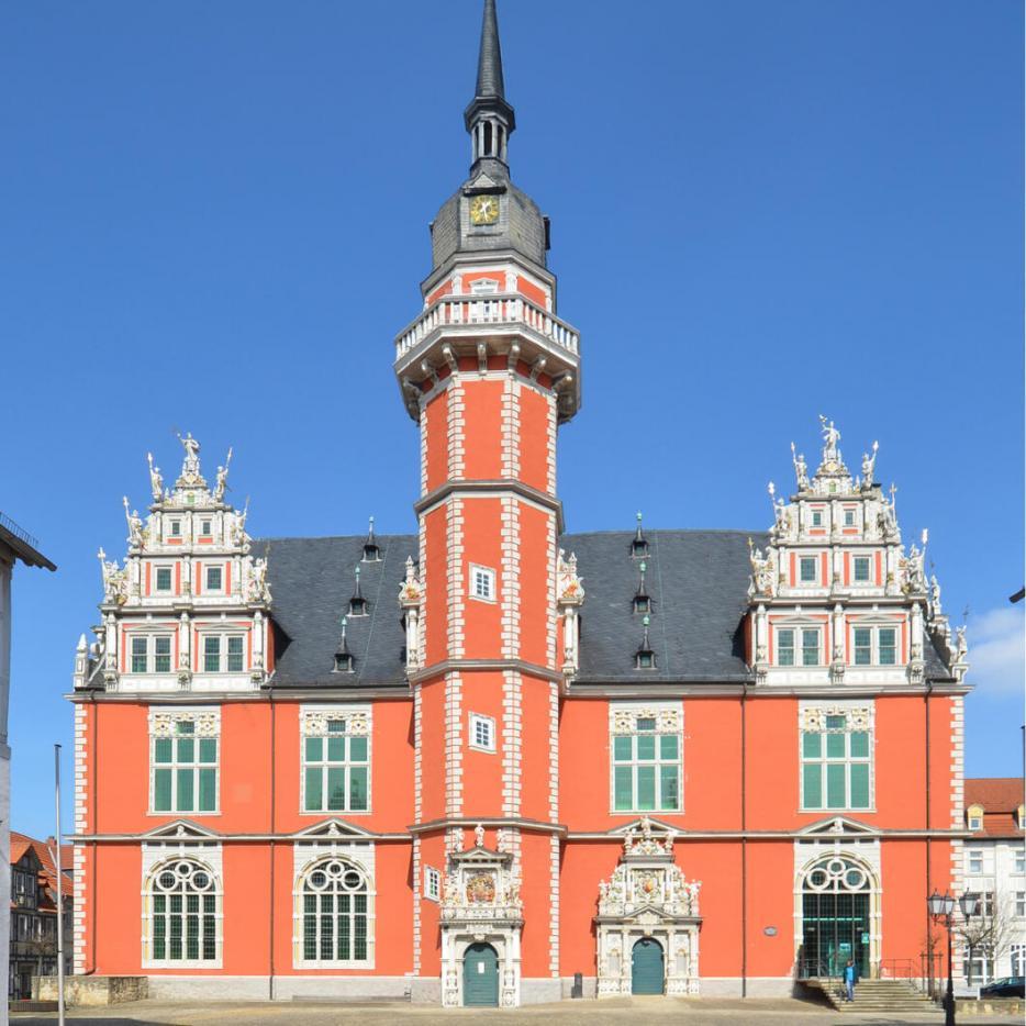 Juleum mit Kreis- und Universitätsmuseum Helmstedt
