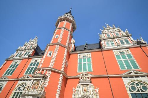 Juleum, ehemalige Universität in Helmstedt