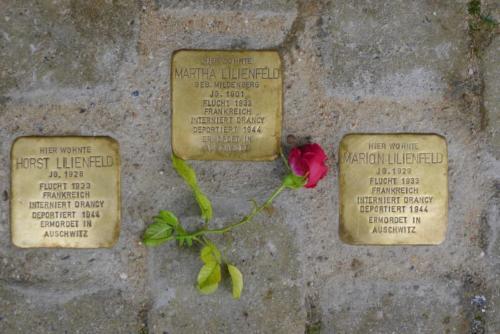 Stolpersteine in Helmstedt