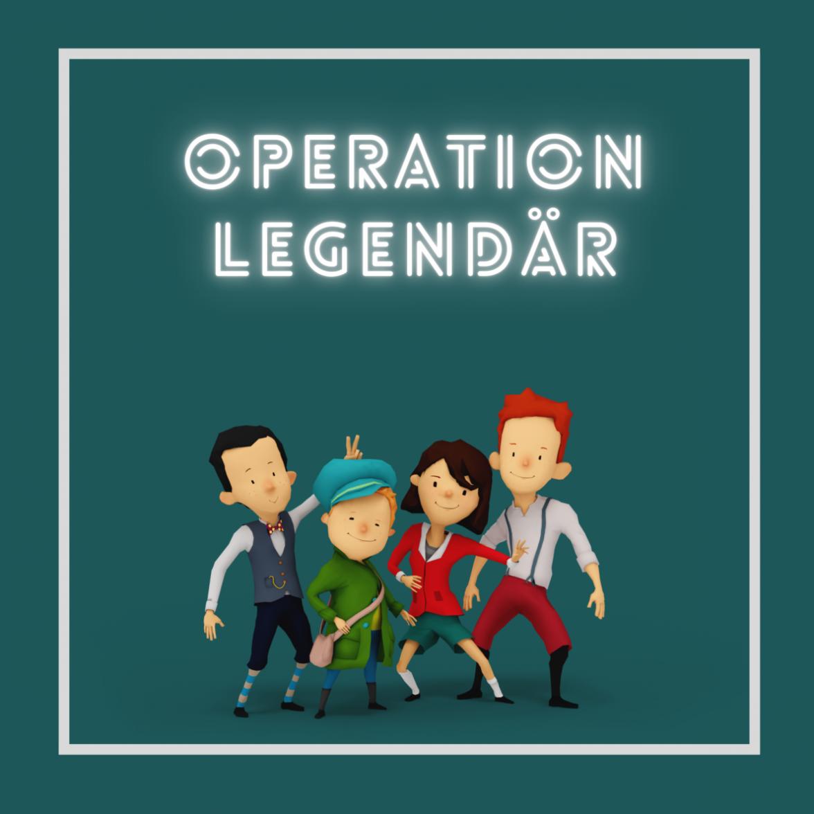 """Die App """"Operation Legendär"""""""